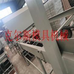 杭州彩石金属瓦设备多彩蛭石瓦生产线就择泊头克尔斯