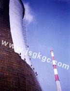 冷却塔分水槽防腐,冷却塔安装收水器