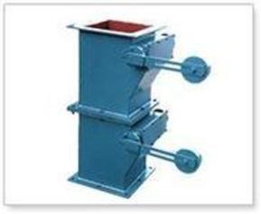 ZESX单、双层重锤翻板阀,电液动三通分料器-技术精益求精