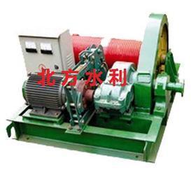 QPQ卷扬式启闭机\铸铁闸门\钢制闸门\螺杆启闭机等水利机械