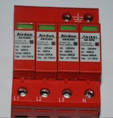 关于电源防雷器的史用,电源防雷器的性能,在总开关前安装电源防雷器