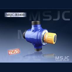 曼德束热水工程冷热水管道混合器RS40B