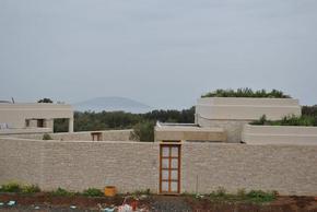 米白洞石自然墙砖 MCPY234