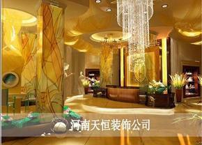 1郑州俱乐部装修公司郑州高档俱乐部装修设计郑州俱乐部装饰效果图