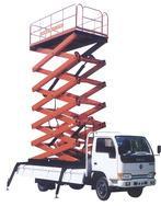 河北车载式升降机、河北车载式折臂式高空作业车、河北自行直臂式升降机