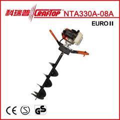 科瑞普NTA330A 地钻 32cc挖坑机 植树机 植树挖坑机