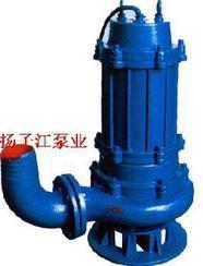 排污泵:WQ型潜水污水提升泵