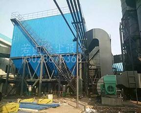 山西钢铁厂烧结机布袋除尘器