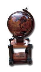 木制地球仪、实木浮雕地球仪、地球仪、木制浮雕地球仪