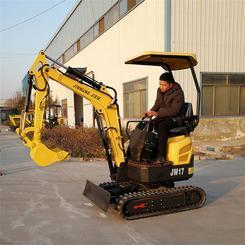 小型挖掘机农用微型挖掘机多少钱一台