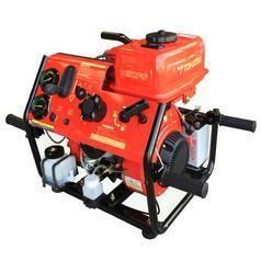 日本东发V20FS手抬机动消防泵高压灭火水泵