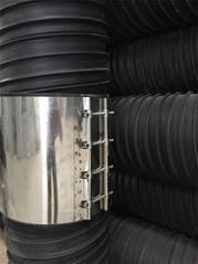 聚乙烯(PE)缠绕结构壁管