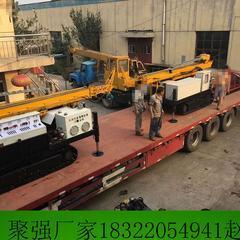 铁路地基软基加固配套工程钻机 单重管旋喷桩600桩径操作施工图片