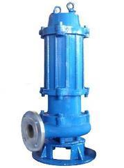 排污泵:WQP型不锈钢潜水排污泵