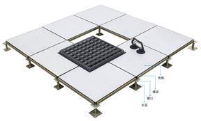 防静电全钢活动高架地板