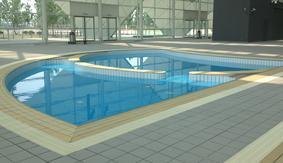 游泳池的分類與規格