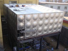 不锈钢 焊接水箱
