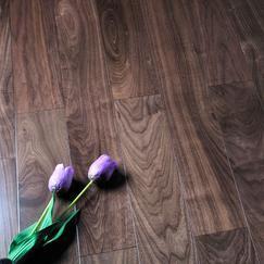 百顺兴黑胡桃木实木复合多层地板