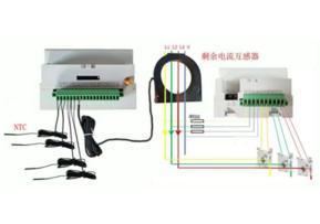 甘肃省电气火灾综合治理安科瑞安全用电远程监测预警系统