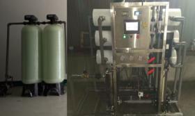 昆山食品纯水设备、饮料净化水设备、饮用反渗透设备