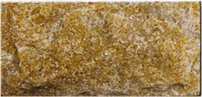 黄色石英文化石蘑菇石MS-2013006