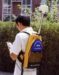 海务通210背包式GPS/DGPS二合一信标差分接收机