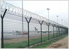 供应机场周边安全护栏