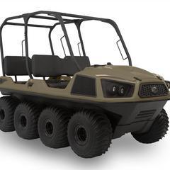 全地形消防车 水陆两栖车质量承保 救援车