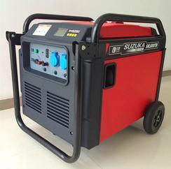 5KW静音汽油发电机