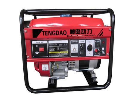 藤岛2.5KW小型家用汽油发电机参数
