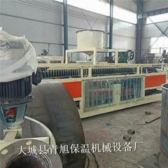 硅质聚苯板设备生产无机渗透板的生产线