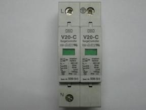OBO电源防雷器V20-C/1+NPE