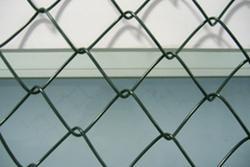 地热地暖网钢板网护栏网黑丝布勾花网