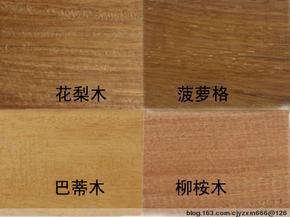 浙江防腐木