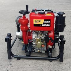 翰丝  2.5寸立式手抬柴油机动消防泵