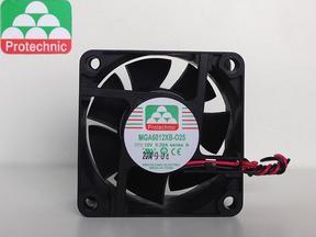 供应永立散热风扇 MGA6012XB-O25