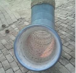 云南耐磨陶瓷弯头90度批发生产厂家离心浇铸陶瓷复合管