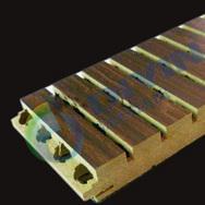 槽木吸音板厂家槽木吸声板价格槽木吸音板规格
