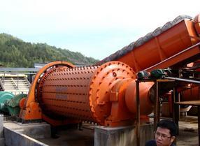 锑矿浮选工艺流程图|金锑矿石选矿工艺流程
