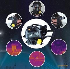 ZIR-X001面罩式消防救援生命探测仪