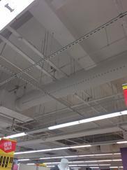 布风管-超市专用