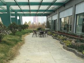 常州屋顶花园绿化设计
