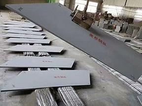 梁底楔形钢板型号A支座配套调平钢板用途
