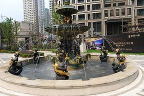 上海城市主题雕塑