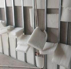 环保隔音棉 聚酯纤维吸音棉 隔音棉