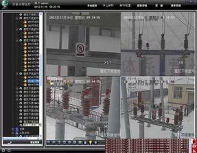 电力视频监控系统