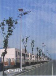 金海6米太阳能路灯交通信号杆高杆灯