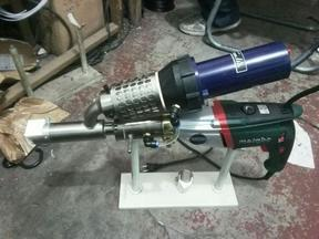 手提塑料手提焊枪  全新款  青岛天智达专业补口