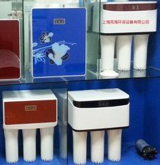 工业大型纯水机、家用一体豪华饮水机