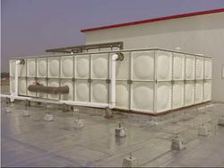 玻璃钢成品水箱北京麒麟公司
